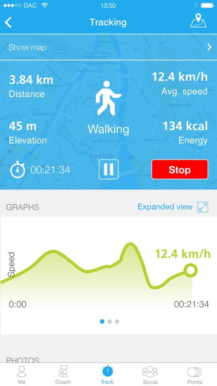 dacadoo – Health Score & Lifestyle Navigation screenshot-2