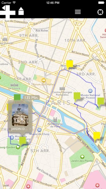 Cool Paris screenshot-4