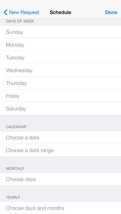 Prayer App review screenshots