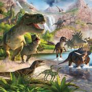 恐龙生存岛 - 致命的动物模拟器