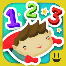 Ícone do app Super Heróis da Matemática