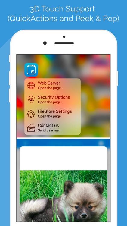FileStore : Files Manager screenshot-3