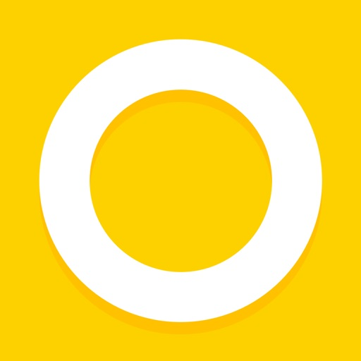 Over— Edit Photos, Add Text & Captions to Pictures app logo