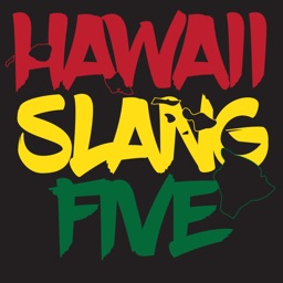 Hawaii Slang Sticker Pack 5