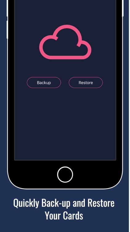 Any Card Wallet and Scanner Reader for Cards screenshot-3