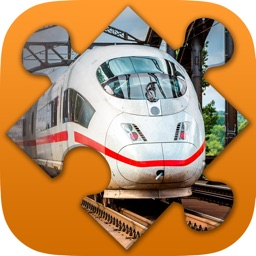 Train Jigsaw Puzzle Games Free