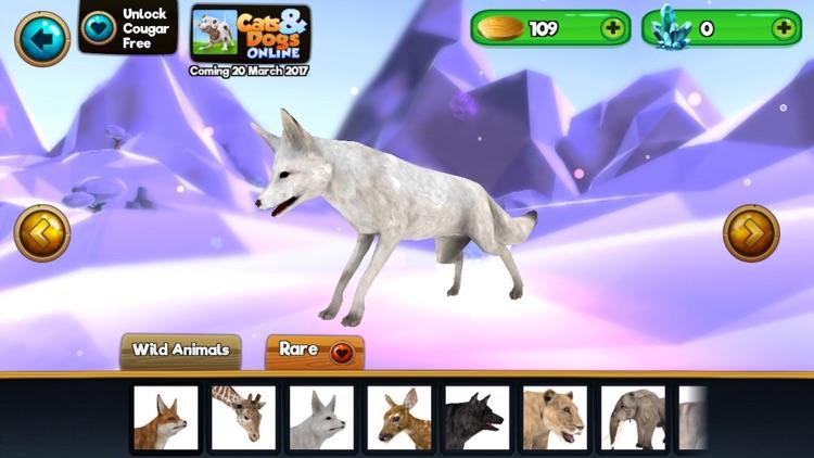 My Wild Pet Online Cute Animal Rescue Simulator screenshot-3