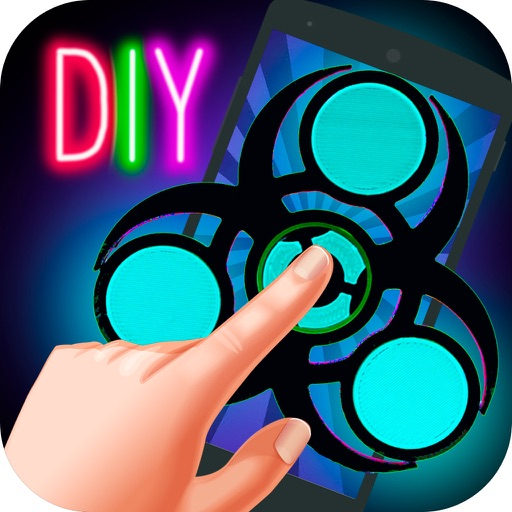 Craft Neon Fid Spinner do it yourself App Store Revenue