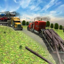 Cargo Transporter Truck Driver 3D