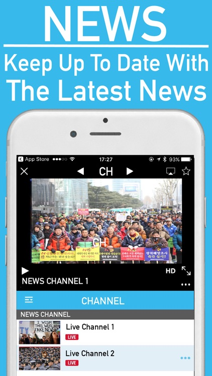 Unlimited TV App:Live TV Shows & News