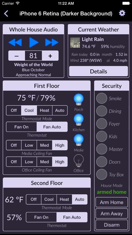 Indigo Touch screenshot-3