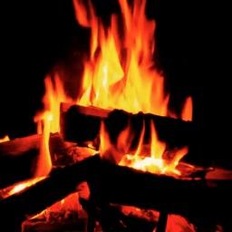 Christmas Countdown Fireplace