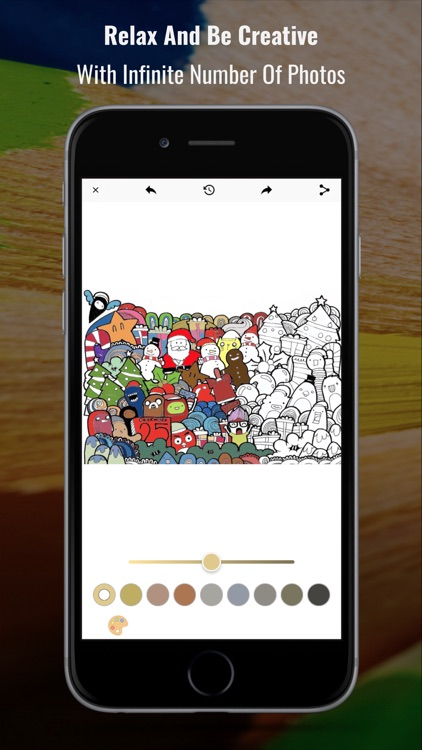 Coloring Book - Search and Color