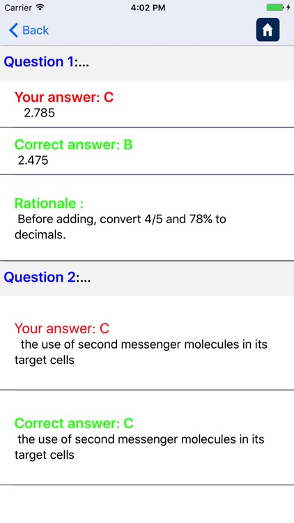 PCAT Practice Exam Free screenshot-4