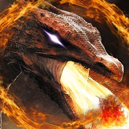 Flying Deadly Dragon War : 3D Attack Game