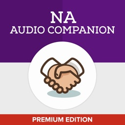 NA Audio Companion Clean Time 12 Steps App
