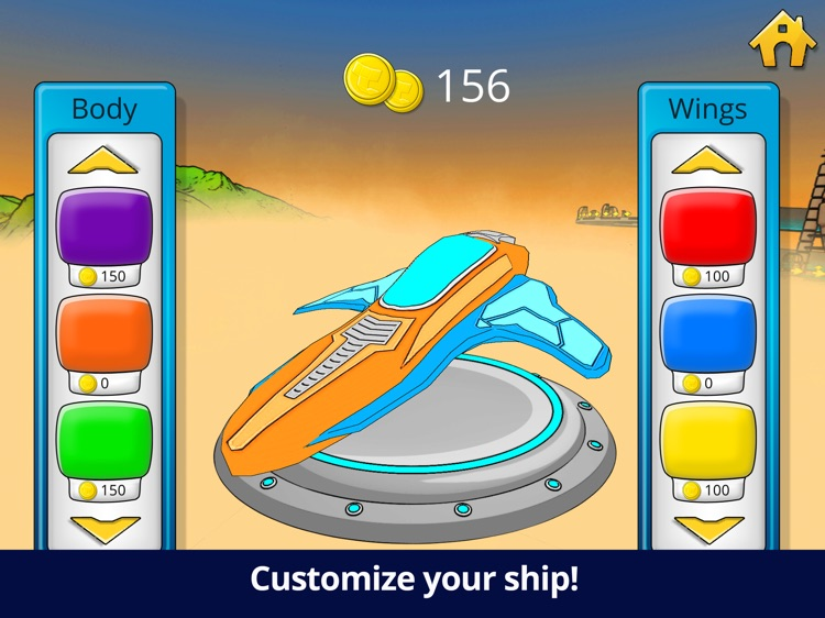 Teachley: Fractions Boost screenshot-4