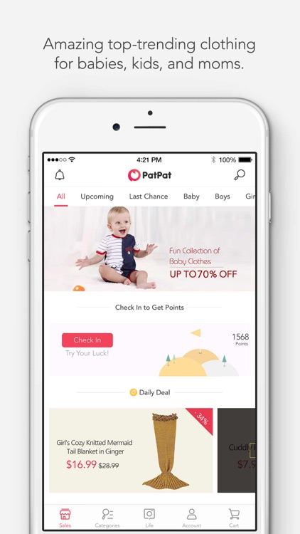 PatPat - For Moms and Babies