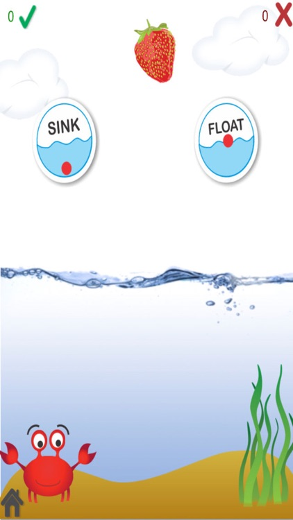 Sink or Float - Kids and toddlers fun with science
