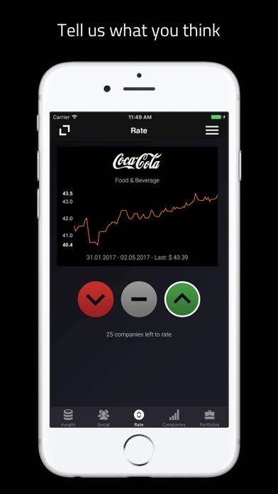 Stonder - Stock Market Tender screenshot one