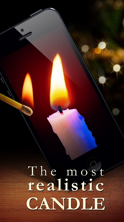 Virtual Candle HD screenshot-0