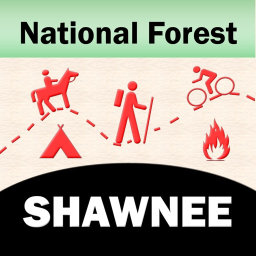Shawnee National Forest – GPS Offline Navigator