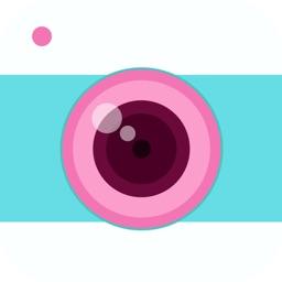 天天P图相机-PS自拍美颜拼图海报,好玩的动漫贴纸拍照相机