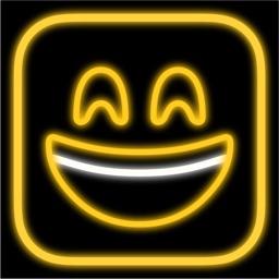 Neon Emoji