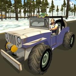 Extreme stunt driving simulator game 2017