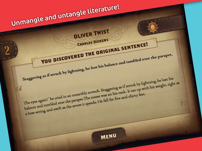 Sentence Sensibility - all access on the App Store