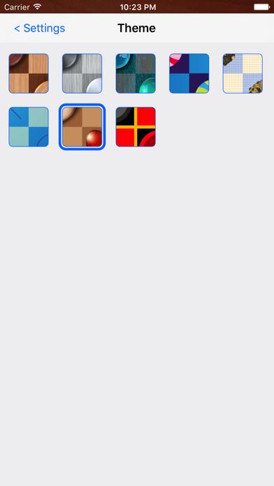 Checkers Primo screenshot three
