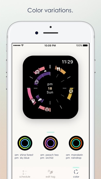 DAYWATCH  - Clock Scheduler Screenshot 4