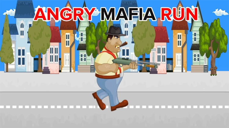 Angry Mafia Run