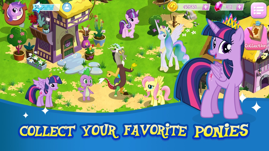 MY LITTLE PONY: MAGIC PRINCESS - Online Game Hack and Cheat
