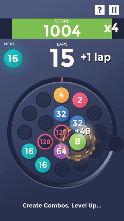 Laps Fuse: Puzzle with Numbers screenshot-3