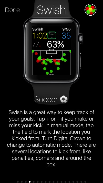 Swish Counter screenshot-3