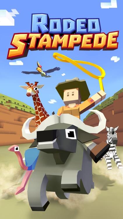 Rodeo Stampede - Sky Zoo Safari screenshot-4