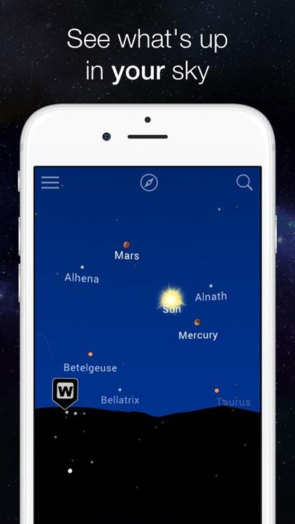 Starglobe: Planet Finder & Solar System Explorer
