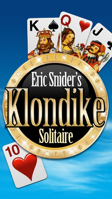 Erics Klondike Solitaire Pack review screenshots