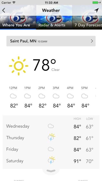 KSTP Mpls-St. Paul News, Weather screenshot-3