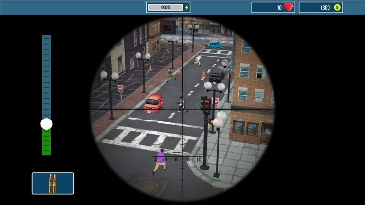 Urban Sniper Rivals: Assassin Killer Strike screenshot-4