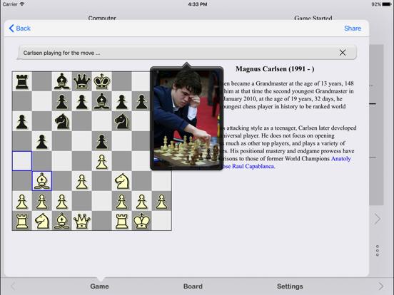 Screenshot #6 pour SmallChess