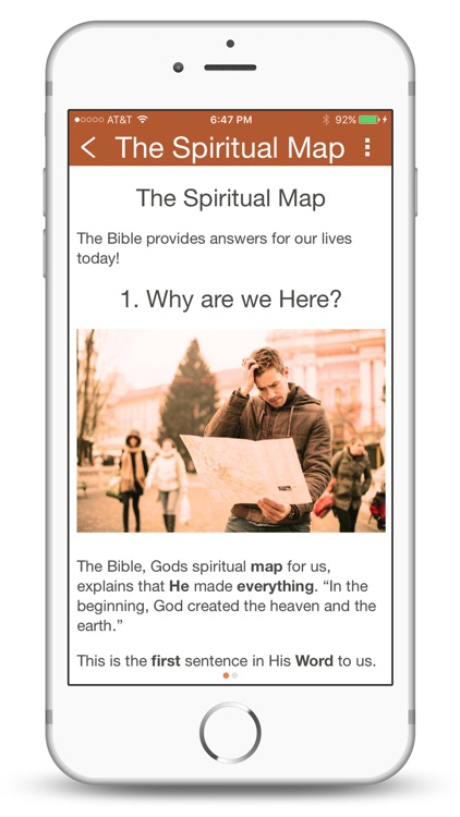 The Spiritual Map screenshot-2