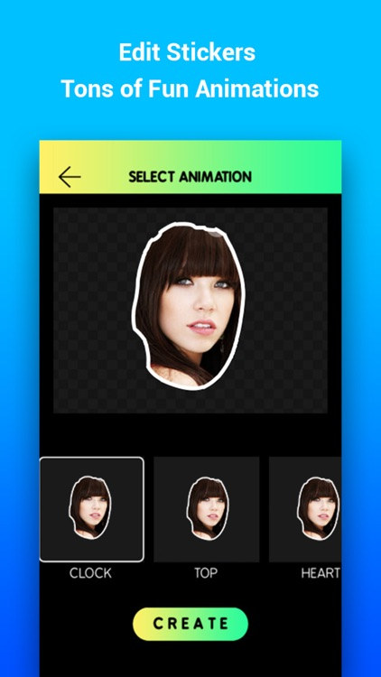 StickerU: Selfie Sticker Creator