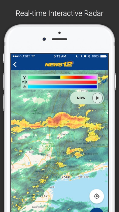 News 12 Mobile iPhone