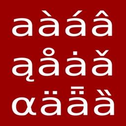 Unicode Pad
