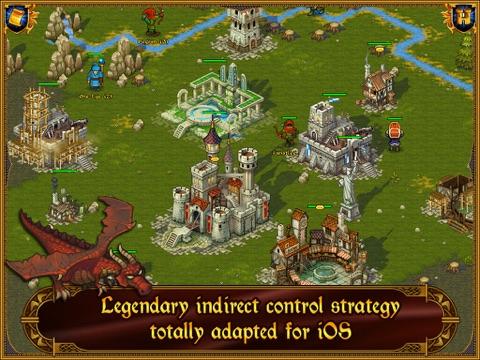 Screenshot #4 pour Majesty: Fantasy Kingdom Sim