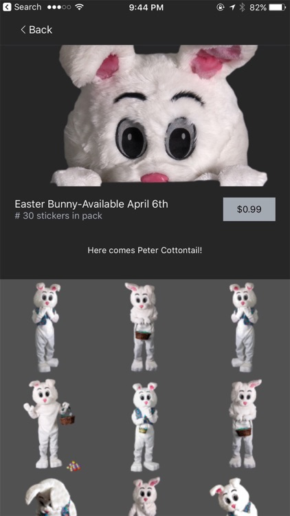 CATCHY Photos-Easter Bunny, Tooth Fairy and more.. screenshot-4
