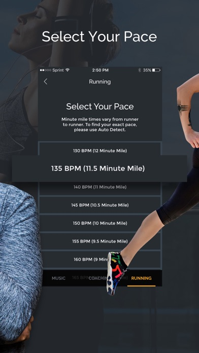Fit Radio - Workout Music, Running, Cardio Coach app image