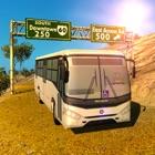 Autocar Bus Simulator 2017 Vacances d'été icon